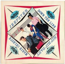 "The Polecats (12"") 4 Track E.P. - Neo-Rockabilly Mercury 1981 EX/EX"